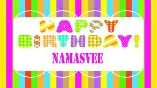 Namasvee   Wishes & Mensajes