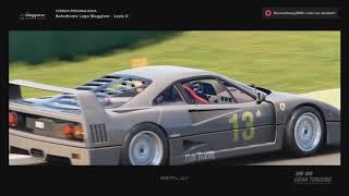 Gran Turismo Sport - F40 Soldat Crinalle