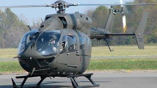 UH-72 ラコタ(Lakota) 多用途ヘリコプター [HD]