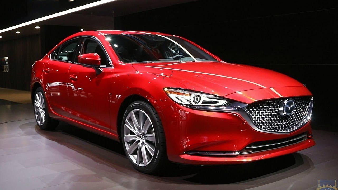 2018 Mazda Mazda6 2017 Los Angeles Auto Show