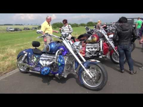 Boss Hoss- ein Video nicht nur für Biker-