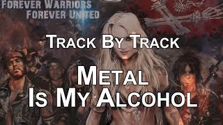 DORO - Metal Is My Alcohol (OFFICIAL TRACK BY TRACK #24)