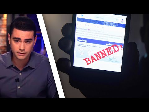 President Trump BANNED From Social Media; The Daily Wire Could Be Next