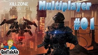 Killzone Shadow Fall - PS4 Gameplay - Multiplayer - #01 Prima partita online