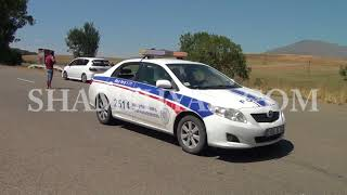 Լոռու մարզում բախվել են Toyota Camry ն ու Mercedes ը  կան վիրավորներ
