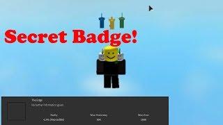 "Roblox: Doomspire Brickbattle - How to get ""The Edge"" SECRET Badge"