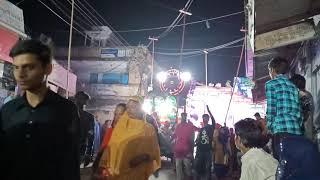Chahalam big tajiya with dj tikamgarh 2019 by yashendra yadav