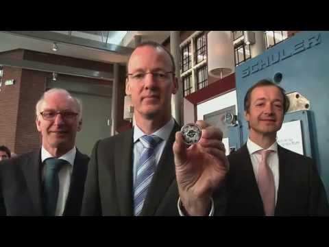 Videopersbericht Eerste Slag van het 'de Nederlandsche Bank' Vijfje