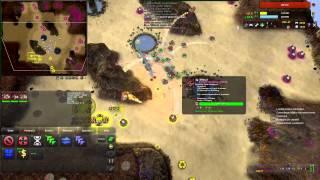Forboding Angel vs Edel11 on Desert Needle (Small)