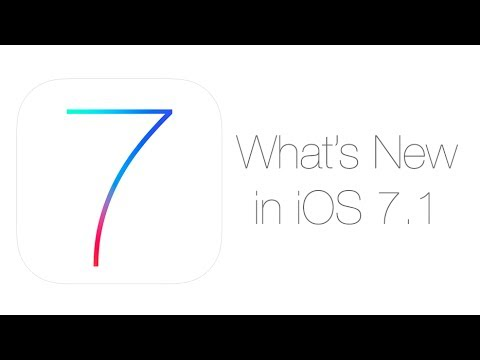 Watch as This Video Walks You Through The Changes in iOS 7.1