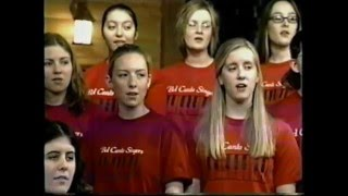 Christmas with The Bel Canto Singers 2002!!