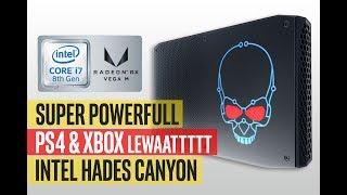 #90 PS4 - Xbox BUAANGG AJA KE LAUTTT..pake ini INTEL HADES CANYON CIAMIKK POLLL