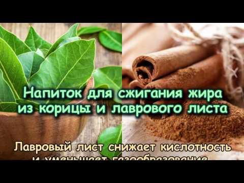 Корица + лавровый лист Полезно!!