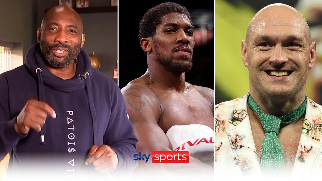 Joshua vs Fury is within 'touching distance' 👀  | Johnny Nelson on Anthony Joshua vs Tyson Fury