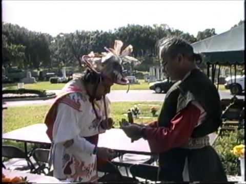 DIA DE LOS MUERTOS (Complete documentary) Guadalupe Atzlan Museum, Houston TX