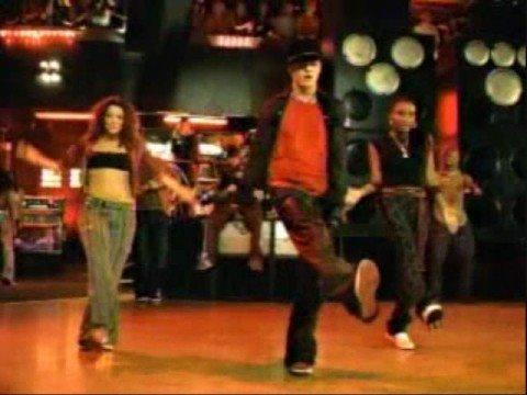 Justin Timberlake Dance Moves