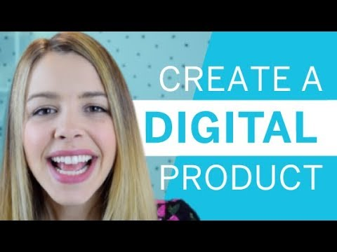 "Create and Sell Your First First Digital Product for ""Passive Income"""