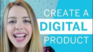 Create and Sell Your First First Digital Product for