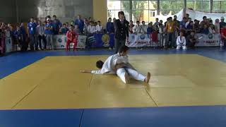 Спорт. Дзюдо. Турнир Жанек Баатыра-2017. Часть 14