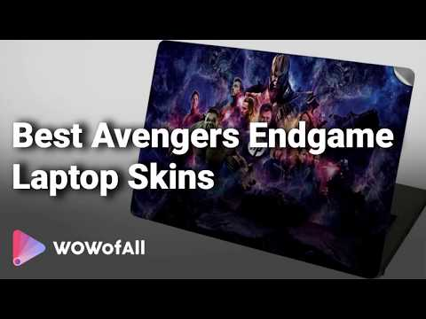 Best Avnegers Endgame Laptop Skins in India: Complete List with Features & Details - 2019