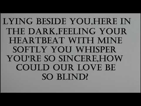 Mariah Carey  open arms lyrics