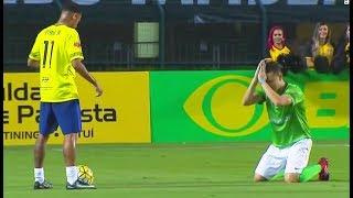 Neymar jr ● humiliating in friendly matches