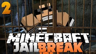 Minecraft JAIL BREAK 2 - C-WARD PLEASE
