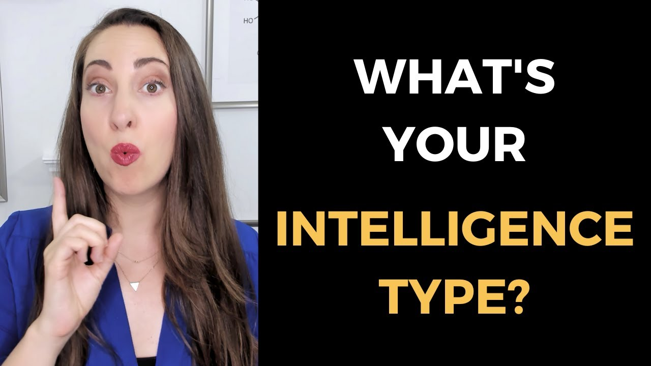 What's Your Intelligence Type?