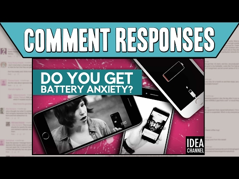 Comment Responses: Do You Get Battery Anxiety?