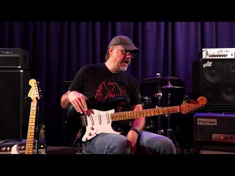 Wildwood Storytime  •  Greg&39;s Love of Hendrix & the Fender Jimi Hendrix Voodoo Child Signature Strat