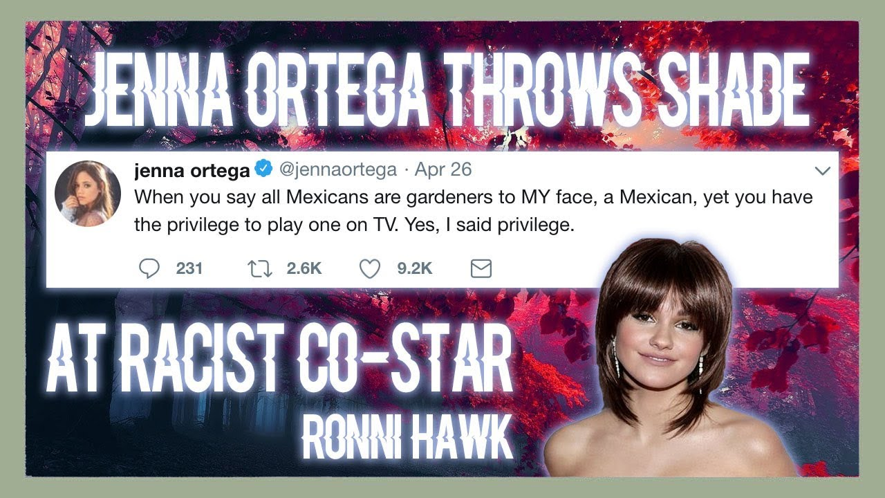 Jenna Ortega Snaps Up the Titular Role in Netflix's Wednesday ...