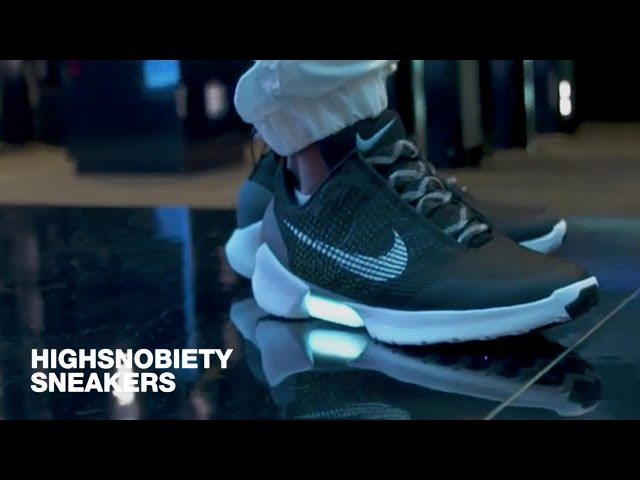 2e8167dd59a Nike Plans to Debut a  350 Hyperadapt Basketball Shoe in 2019
