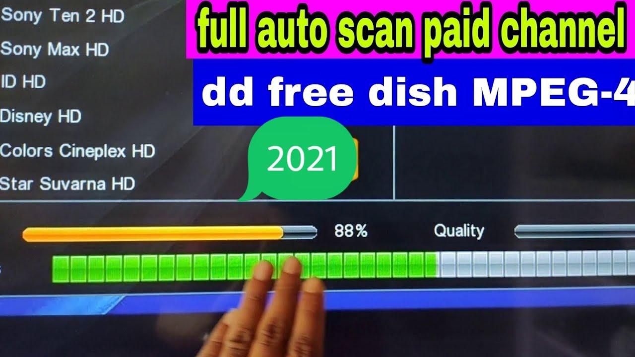 Download MPEG-4 set top box full autoscan dd free dish