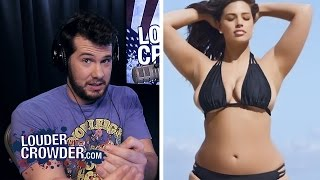 Sports Illustrated Fat Chicks and #SJWs... No Thanks! | Louder With Crowder thumbnail