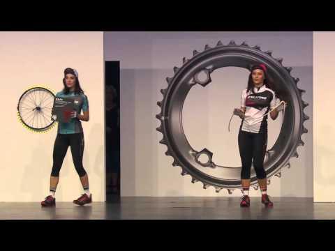 Eurobike Fashion Show - TAYA Bike Chain,Germany,Europe