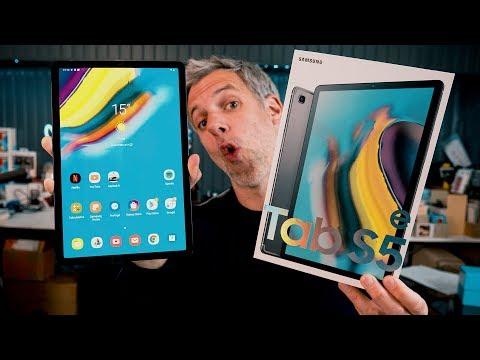Samsung Galaxy Tab S5e : Le Test