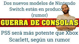 Gambar cover ¡GUERRA DE CONSOLAS TRAS E3 GENIAL DE MICROSOFT Y NINTENDO! - sasel - prensa - sony