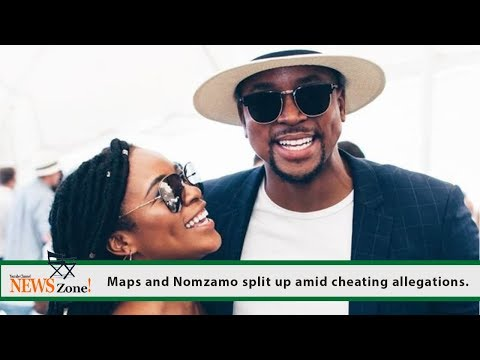 Bonang gets dragged into Maps & Nomzamo's split & she's having a laugh from YouTube · Duration:  1 minutes 44 seconds