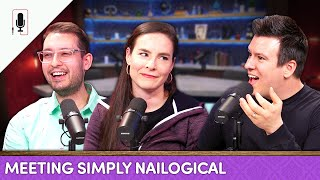 Simply Nailogical On Money VS Fame, Balancing 3 Jobs, & Avoiding Drama | Ep. 17 A Conversation With
