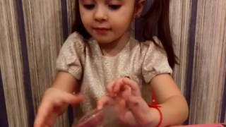 Вика делает РОЗОВОЕ Мыло ручной работы на канале Вика ТВ