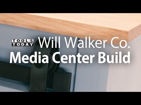 Woodworking Project: Building a Media Console (Extended Version) | ToolsToday