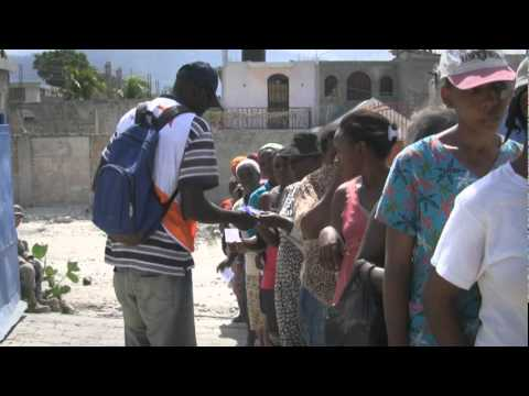Voluntary mission in Haiti 2010