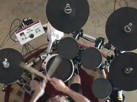 ☠ Rob Zombie & Ozzy Osbourne  Iron Head  Drum