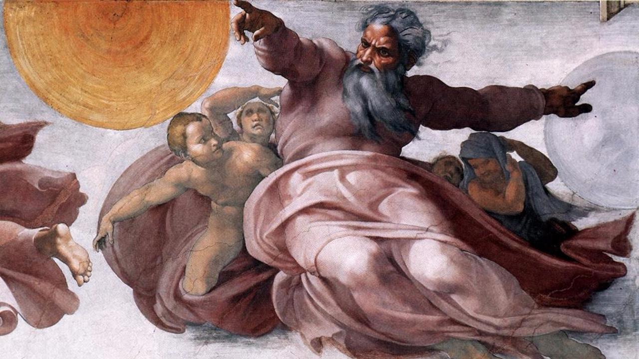 club Acuerdo Préstamo de dinero  Biblical Series II: Genesis 1: Chaos & Order - YouTube