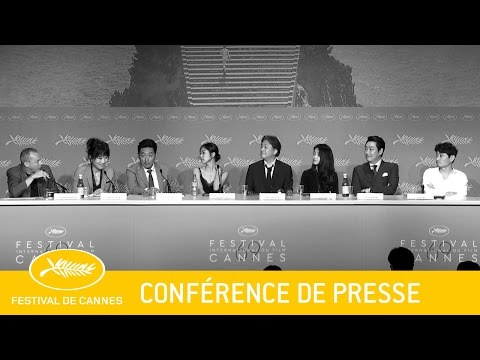 MADEMOISELLE - Press Conference - EV - Cannes 2016
