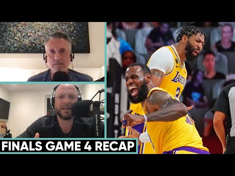 NBA Finals Game 4 Reactions With Ryen Russillo | The Bill Simmons Podcast | The Ringer