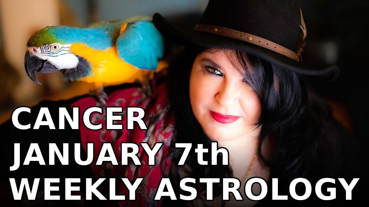 cancer weekly horoscope 7 february 2020 michele knight