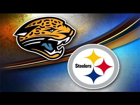 Image result for Jacksonville Jaguars vs. Pittsburgh Steelers