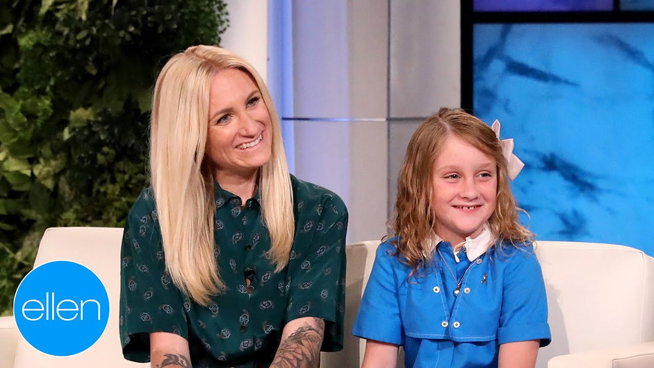 Kid Cancer Survivor Lilly is Fighting For More Childhood Cancer Research