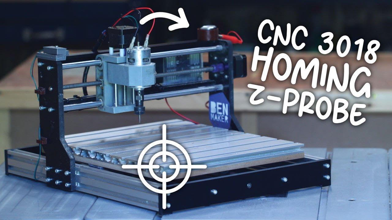 Download J'améliore la CNC 3018 -  Homing et Z-probe